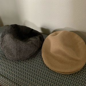 Driver hats - set of two